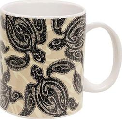 Tribal Honu 11 oz Stoneware Mug