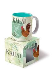 Kauai Vintage Montage Mug 11oz