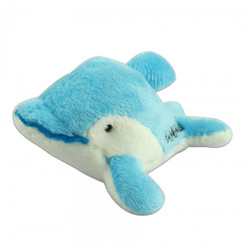 Hawaiian Magnet Plush Dolphin
