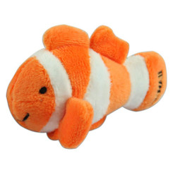 Hawaiian Magnet Plush Clown Fish