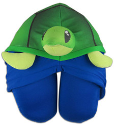 Turtle Hooded Neck Pillow