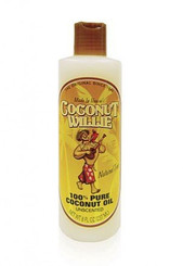 Coconut Willie Oil Four 8 oz. Bottles Unscented