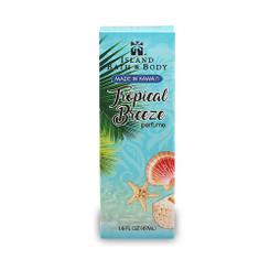 Island Bath And Body Tropical Breeze Perfume 1.6 Ounce
