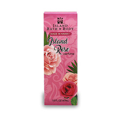 Island Bath And Body Rose Perfume 1.6 Ounce