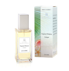 Island Bath And Body Tropical Breeze Cologne 3 Ounce