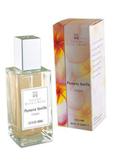 Island Bath And Body Plumeria Vanilla Cologne 3 Ounce