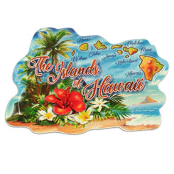 Islands Magnet Aloha Coastal