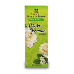 Island Bath And Body Pikake Jasmine Cologne 3.0 Ounce