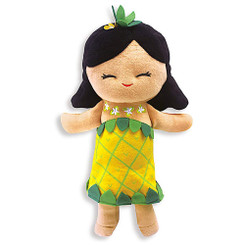 Hawaii Style Plush Toy Island Yumi Mai 8.5 W x 11.9 H