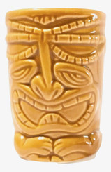 Hawaiian Entertainer Tiki Shot Mug 1 oz.