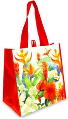 Island Heritage Shopping Tote Bag Garden
