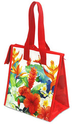 Island Heritage Insulated Lunch Bag Garden