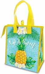 Island Heritage Insulated Lunch Bag Pineapple Life is Sweet