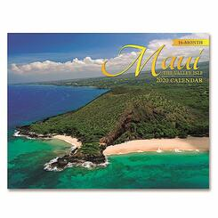 Island Heritage Maui Hawaii 16 Month Calendar 2020