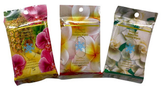 Forever Florals Hawaii Tropical Cooling Wipes 3 Pk
