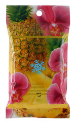 Hawaiian Forever Florals Cooling Wipes Passion Pineapple