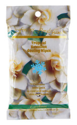 Hawaiian Forever Florals Cooling Wipes Gardenia