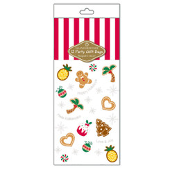 Island Heritage Cellophane Treat Bag Holiday Delights