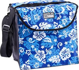 Island Heritage Gotta Be Hawaiian Island Cooler 24 Can Capacity Blue