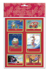 Island Heritage Gift Labels Santas Holiday