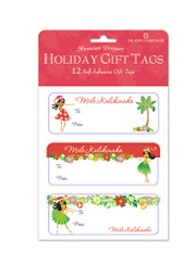 Island Heritage Holiday Labels Ornaments Of Aloha