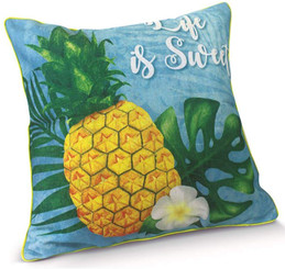 Island Heritage Coastal Pillow Covers Life is Sweet