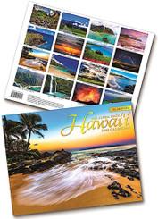 Island Heritage Hawaii The Aloha State 2020 16 Month Trade Calendar