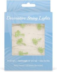Island Style Decorative String Lights Palm Tree