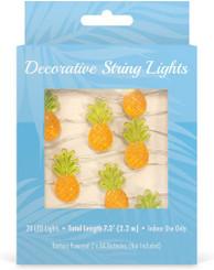 Island Style Decorative String Lights Pineapple