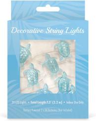 Island Style Decorative String Lights Honu Turtle