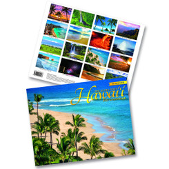Hawaiian 2021 16 Month Trade Calendar November 2020 to February 2022