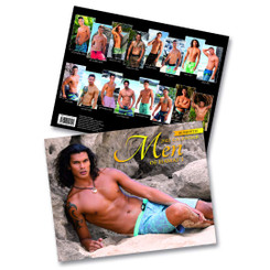 Men of Hawaii 2021 16 Month Trade Calendar November 2020 to February 2022