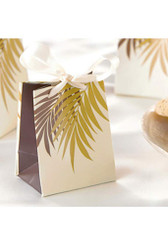 Gift Bag Mini Favor 6 Pack Palm Frond