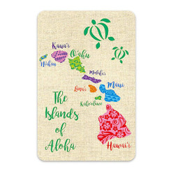 Hawaii Style Playing Cards Islands of Aloha
