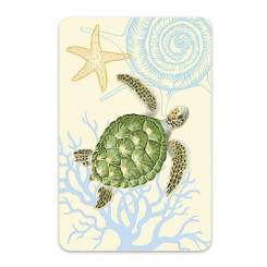 Hawaii Style Playing Cards Honu Turtle Voyage