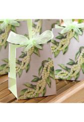 Gift Bag Mini Favor 6 Pack Pikake