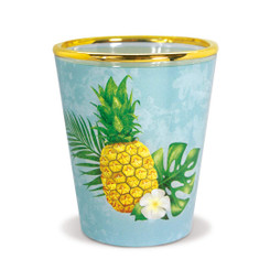 Hawaiian Coastal Island Inspired Shot Glass Life is Sweet