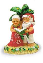 Island Heritage Caroling Clauses Ornament