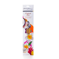 Hawaiian Forever Florals Incense Sticks 8 Packs Assorted