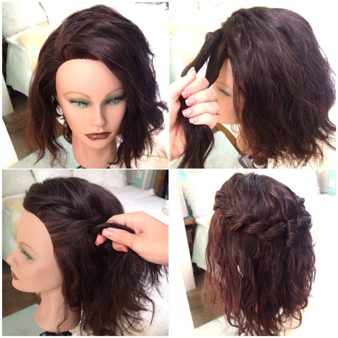 july 4th cool hairstyles - shear miracle organics