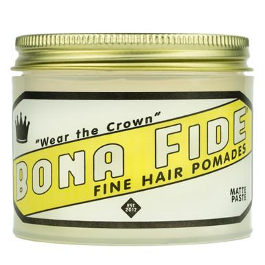 Bona Fide Matte Paste Hair Pomade (4.0 oz)