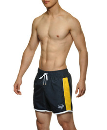 STUD Beachwear Vika Shorts Navy (RW649BS07)