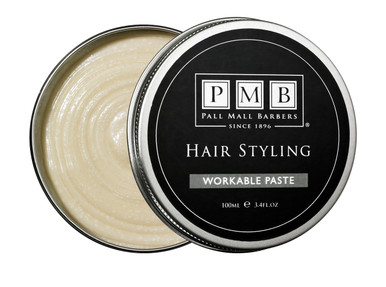Pall Mall Barbers Workable Paste (100ml) (PMB-MSP-112)