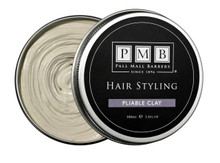 Pall Mall Barbers Pliable Clay (100ml) (PMB-MSP-008)