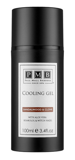 Pall Mall Barbers Cooling Gel (100ml) (PMB-SP-006)