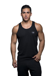 Andrew Christian Session Tank Black (2532-BLK)
