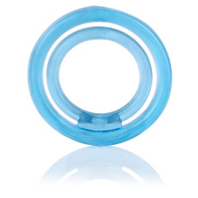 Screaming O RingO 2 Double Erection Ring Blue (RNG2-110-BL)