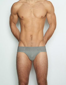 C-IN2 Underwear - Hard Core Sport Brief Aluminium (2714-043)