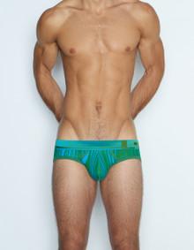 C-IN2 Underwear - Oxide Profile Brief Shamrock (5313-302)
