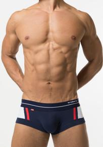 TOOT Underwear Hide Cup Boxer Trunk Navy (MB79G278-Navy)